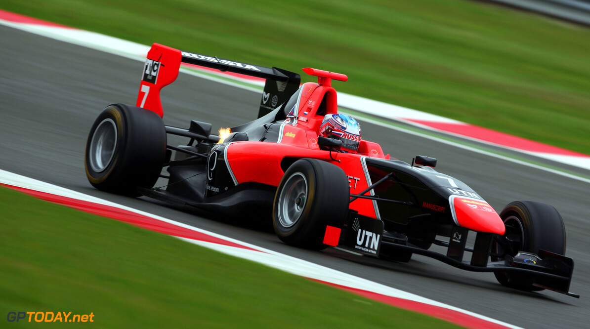 2012 GP3 Series, Round 4.