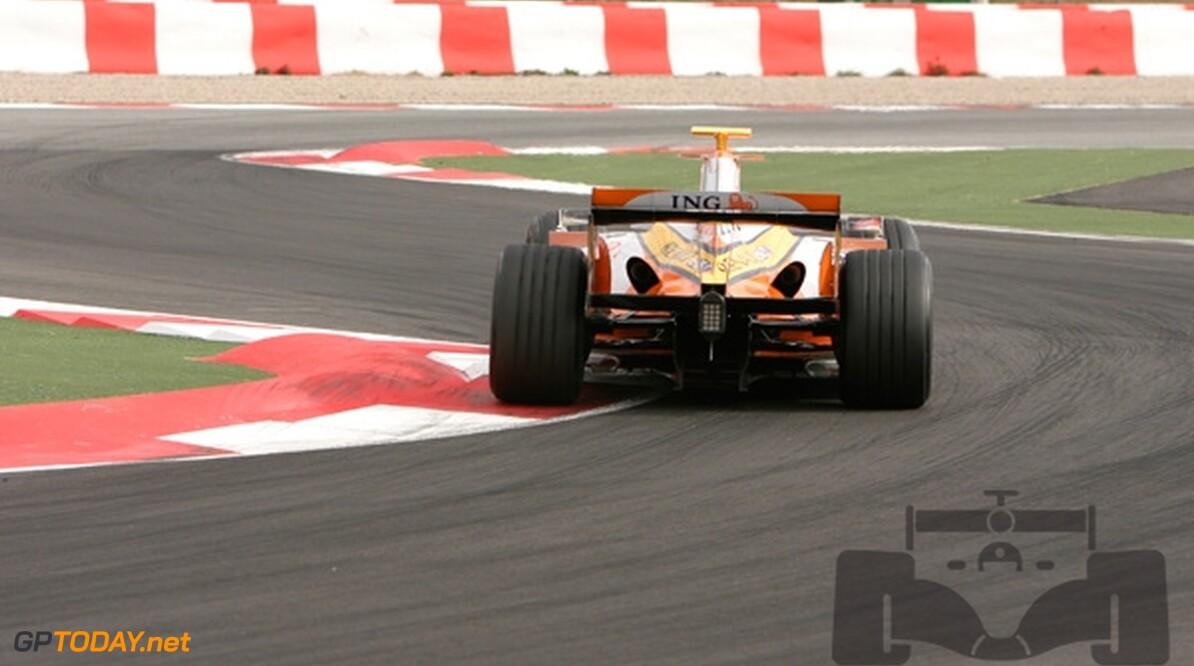 FIA bevestigt verscherping vleugeltest