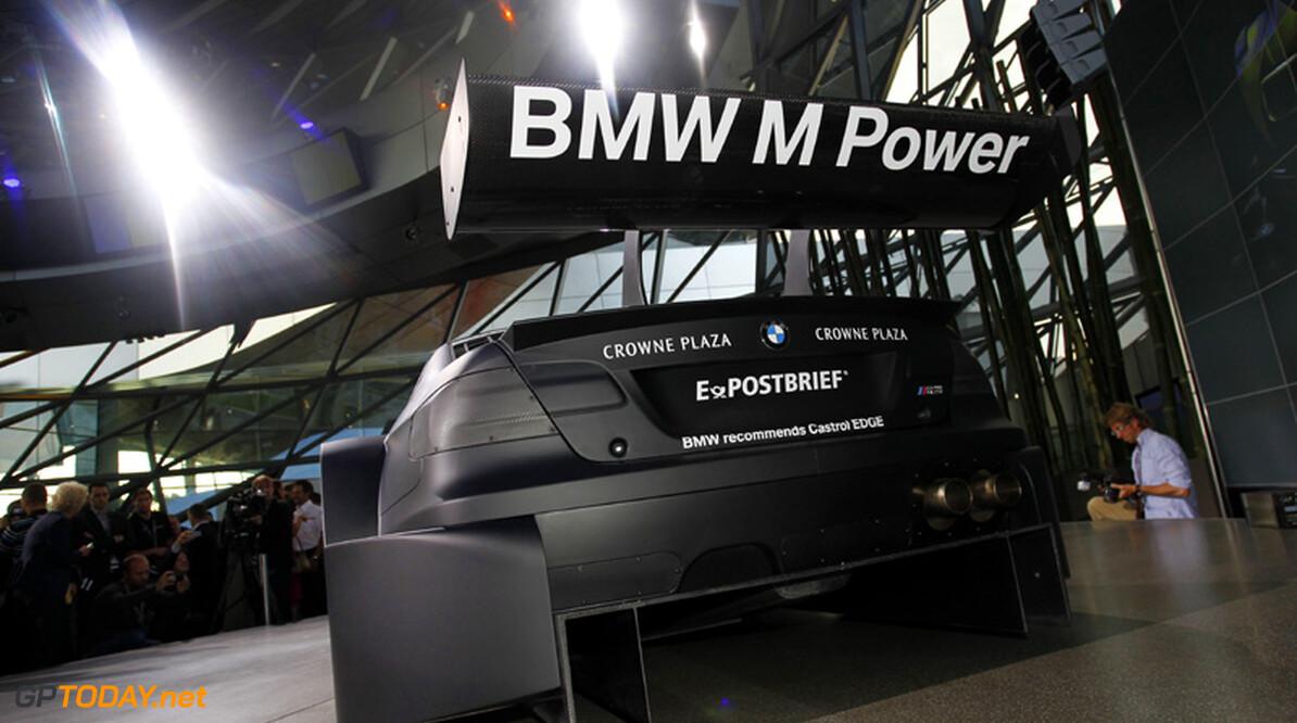 Alex Zanardi test volgende week met BMW M3 DTM