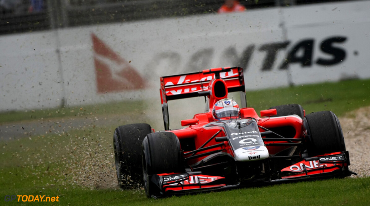 TDF-1 biedt oude F1-bolides inclusief ondersteuningsprogramma te koop aan