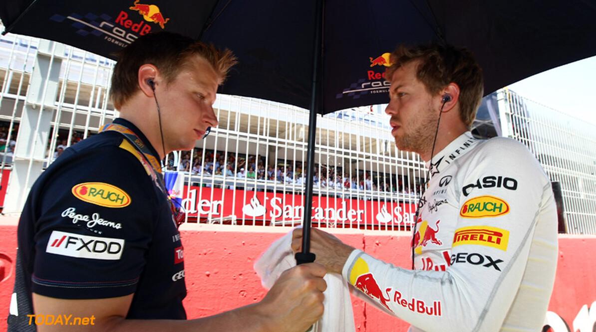 Volkswagen probeert demo met Vettel in WRC-auto te regelen