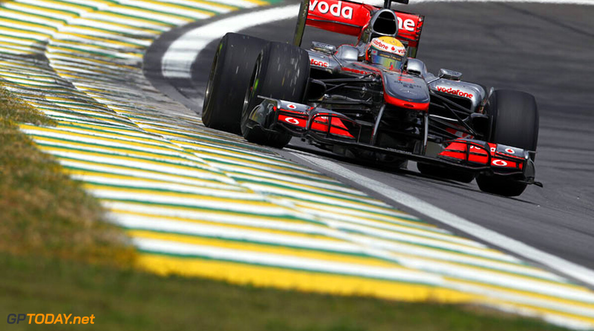 McLaren gebrand op tweede plaats bij de constructeurs
