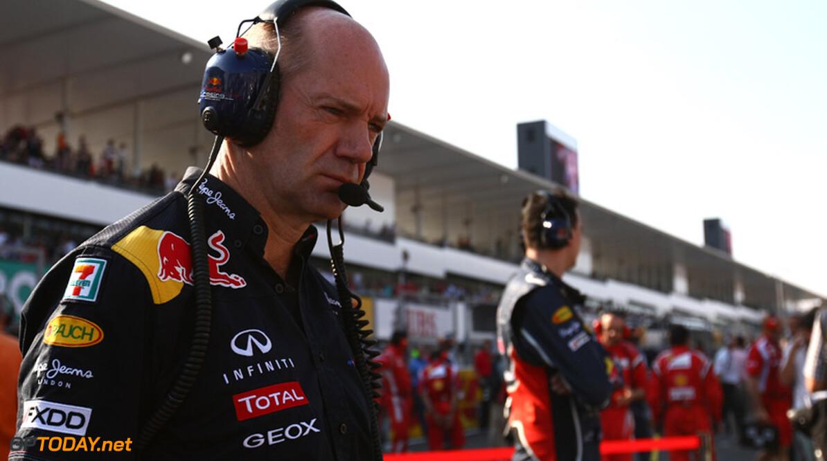 """Adrian Newey: """"Jammer dat de FIA ons weinig speelruimte geeft"""""""
