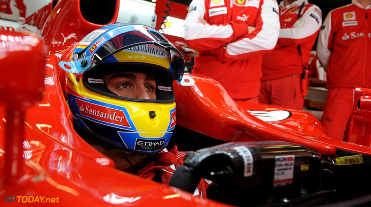 Chassis 283 van Alonso na crash niet meer te repareren