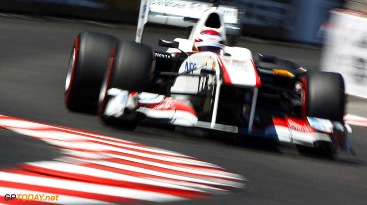 "Sauber verwerpt geruchten over vertrek Kobayashi: ""Onzin"""