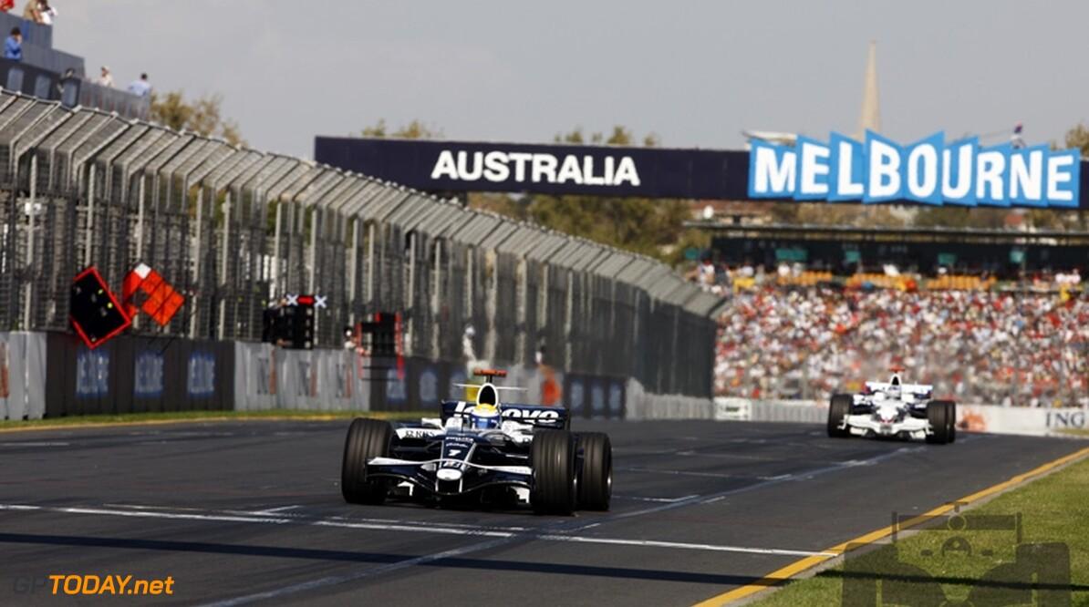 Grand Prix van Australië noteert verlies van 20 miljoen euro