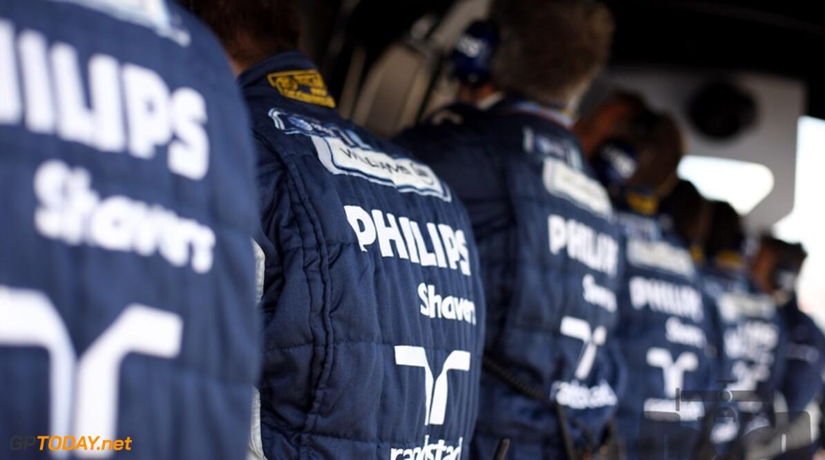 Philips verlengt sponsorcontract met Williams