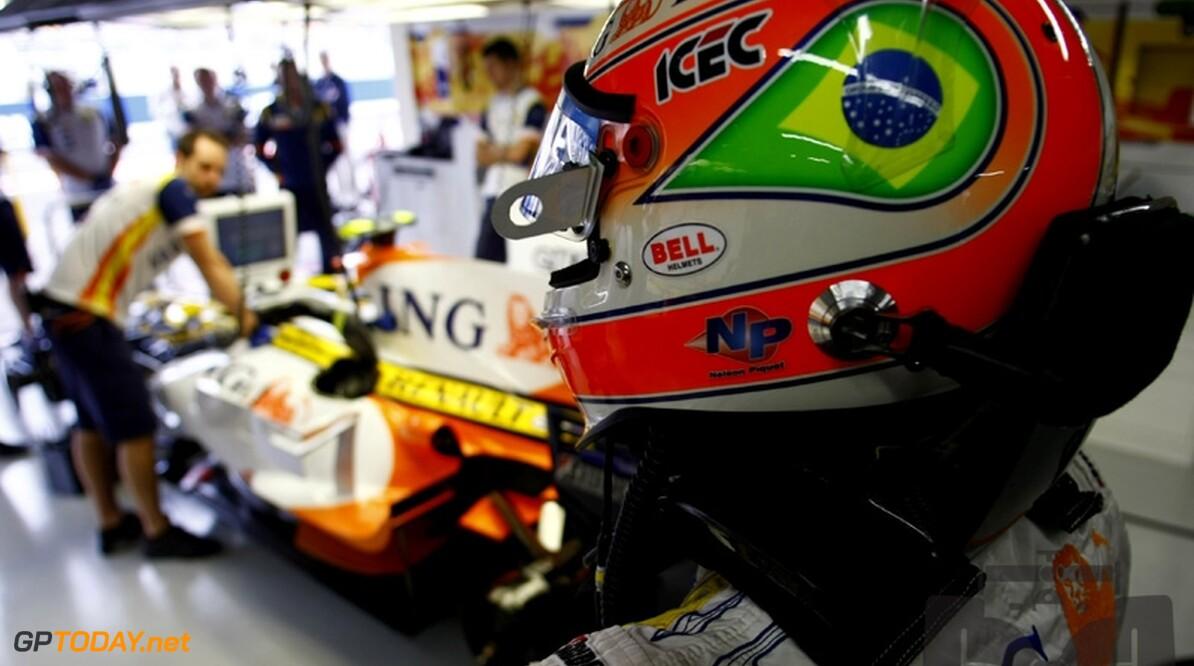 Alonso in alle 18 kwalificaties sneller dan teamgenoot Piquet Jr.