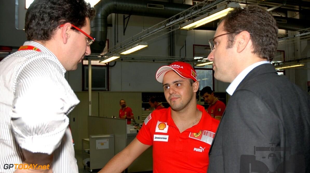 Felipe Massa sluit terugkeer in Abu Dhabi niet uit