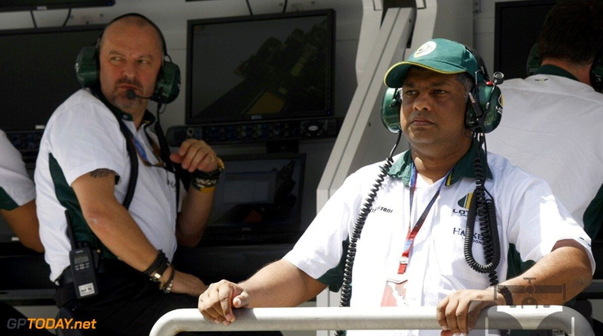 """Fernandes: """"Naast de baan vallen alle puzzelstukjes op hun plek"""""""