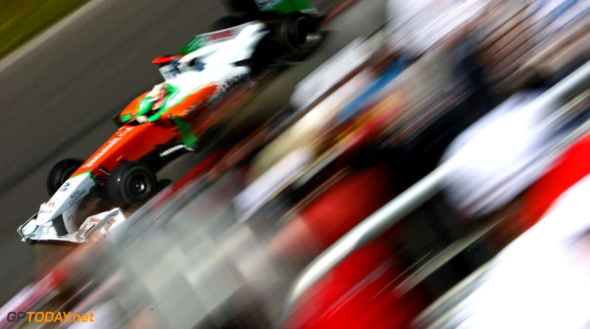 Force India houdt coureurs nog tot Brazilië in spanning over 2012