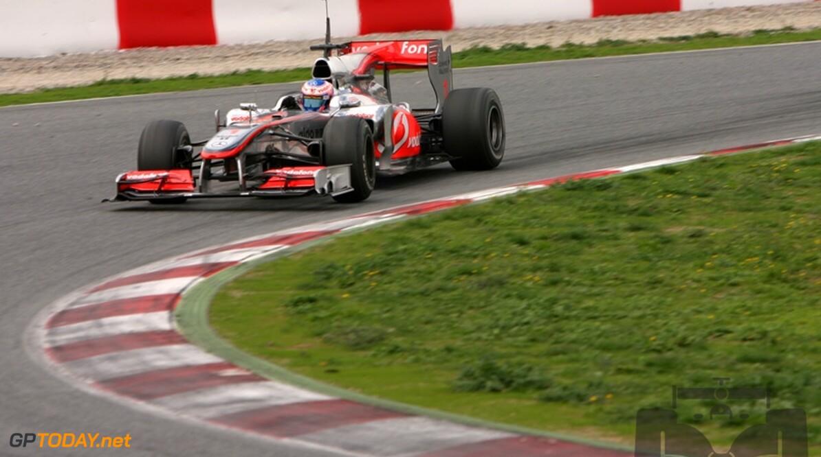 McLaren neemt alternatief bodywork mee naar Bahrein