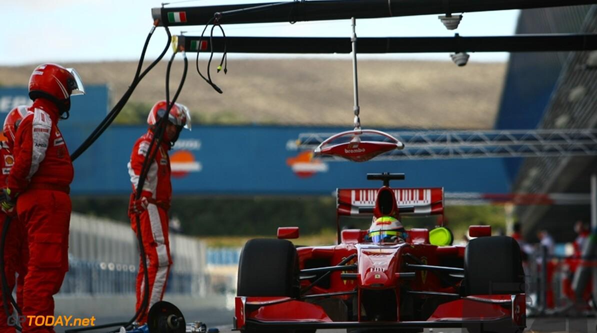 Felipe Massa ziet wel wat in inkorten minimale raceafstand
