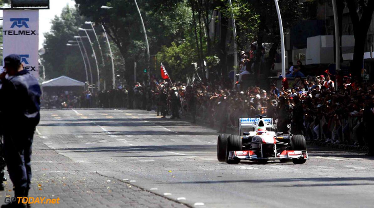 Hellmund probeert Mexicaanse Grand Prix tot leven te wekken