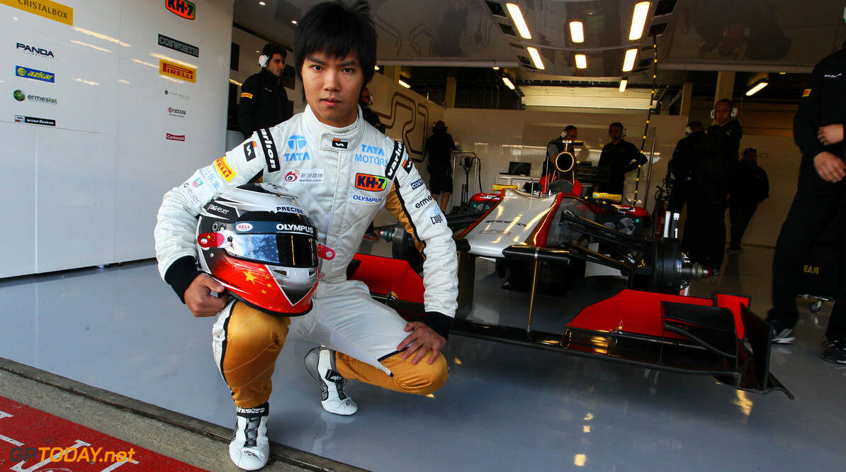 Ma Qinghua will race HRT in China next year - agent