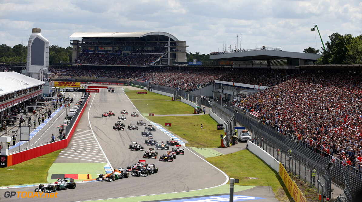 2013 German Grand Prix 'problematic' – Hockenheim mayor