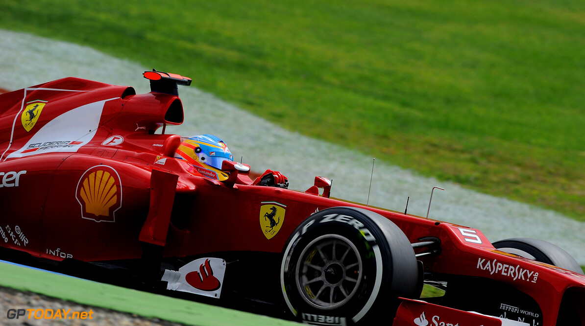 Alonso urges Ferrari to improve 'struggling' car