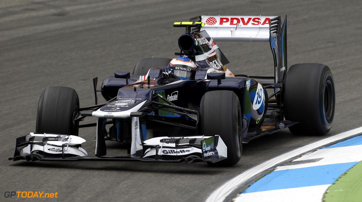 Williams eist wel meteen prestaties van Valtteri Bottas