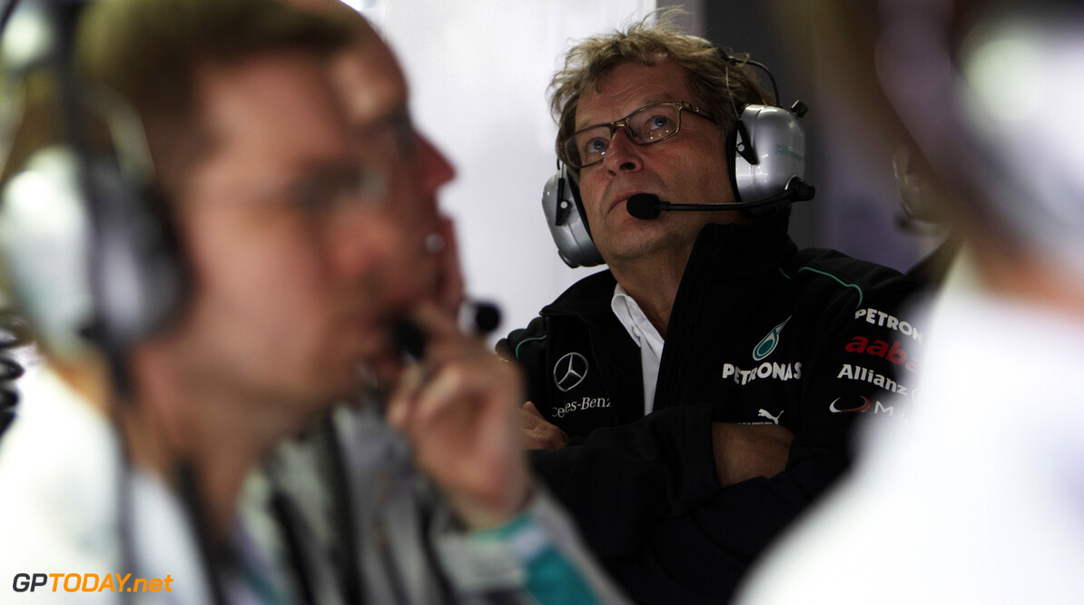 Haug not ruling out F1 return as consultant