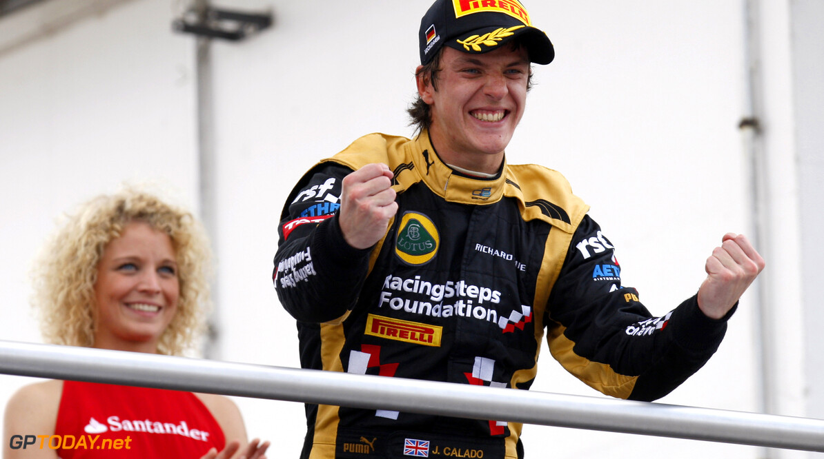 2012 GP2 Series. Round 8.