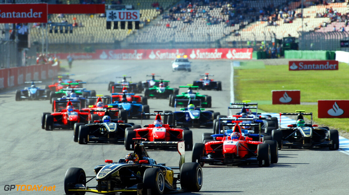 2012 GP3 Series. Round 5. 