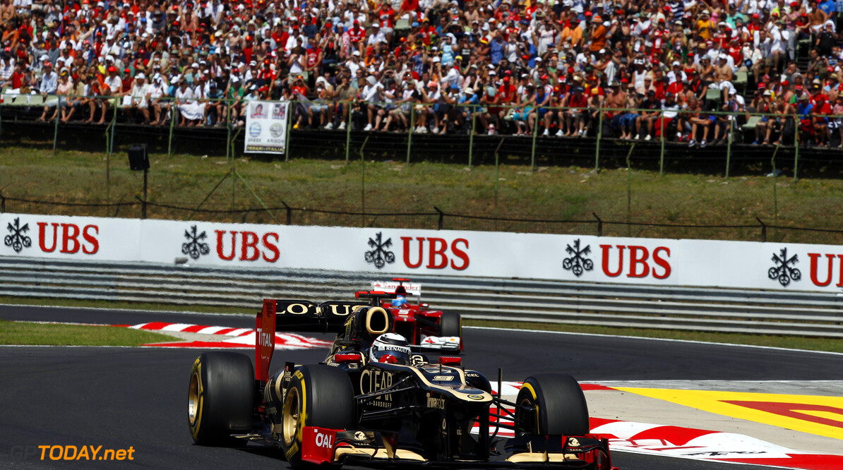 Lotus will not race double-DRS device at Monza