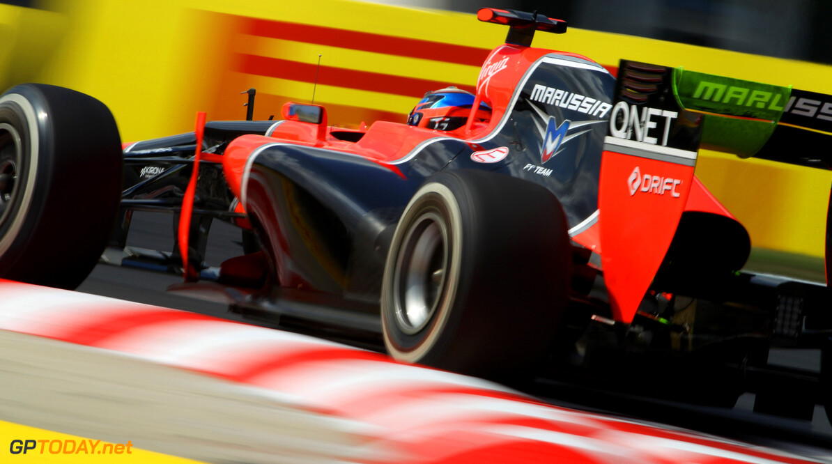 Marussia in talks with investors after recording big loss