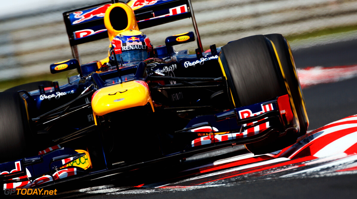Webber not worried after dropping to third in title chase