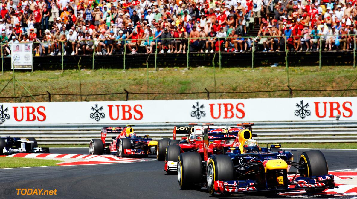 """Stewart: """"Beste verzameling rijders in lange tijd in Formule 1"""""""