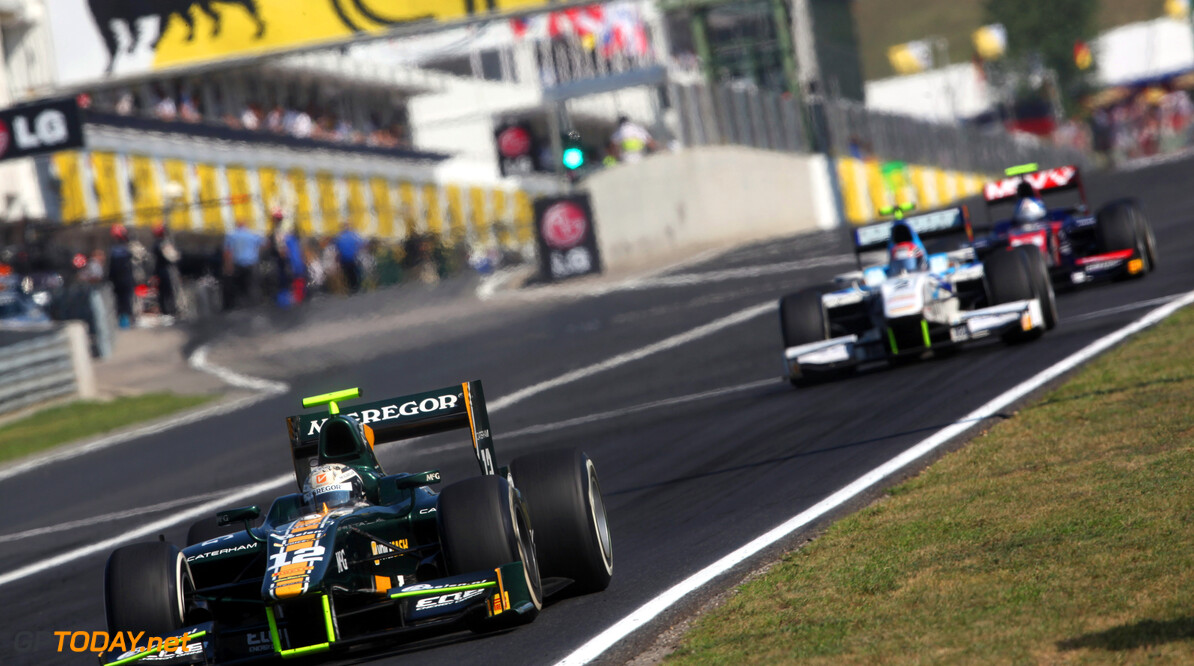 2012 GP2 Series. Round 9.