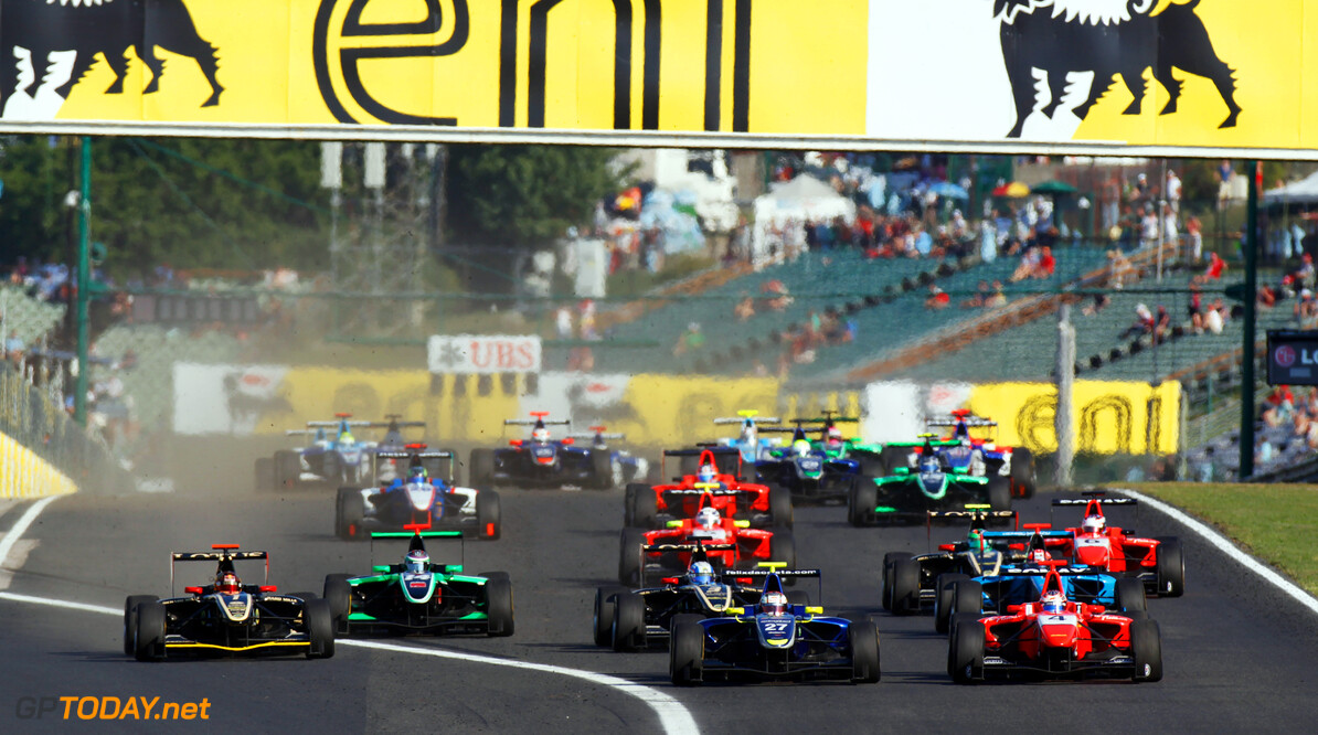 2012 GP3 Series. Round 6. 