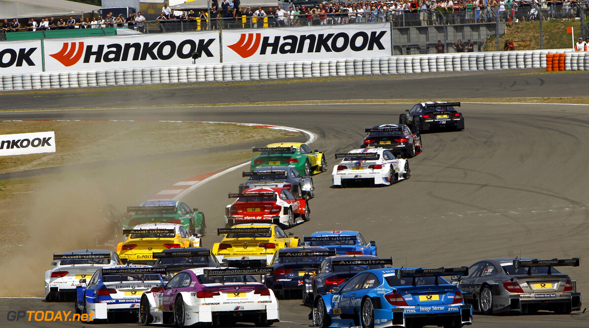 Joint future for DTM and Super GT from 2014