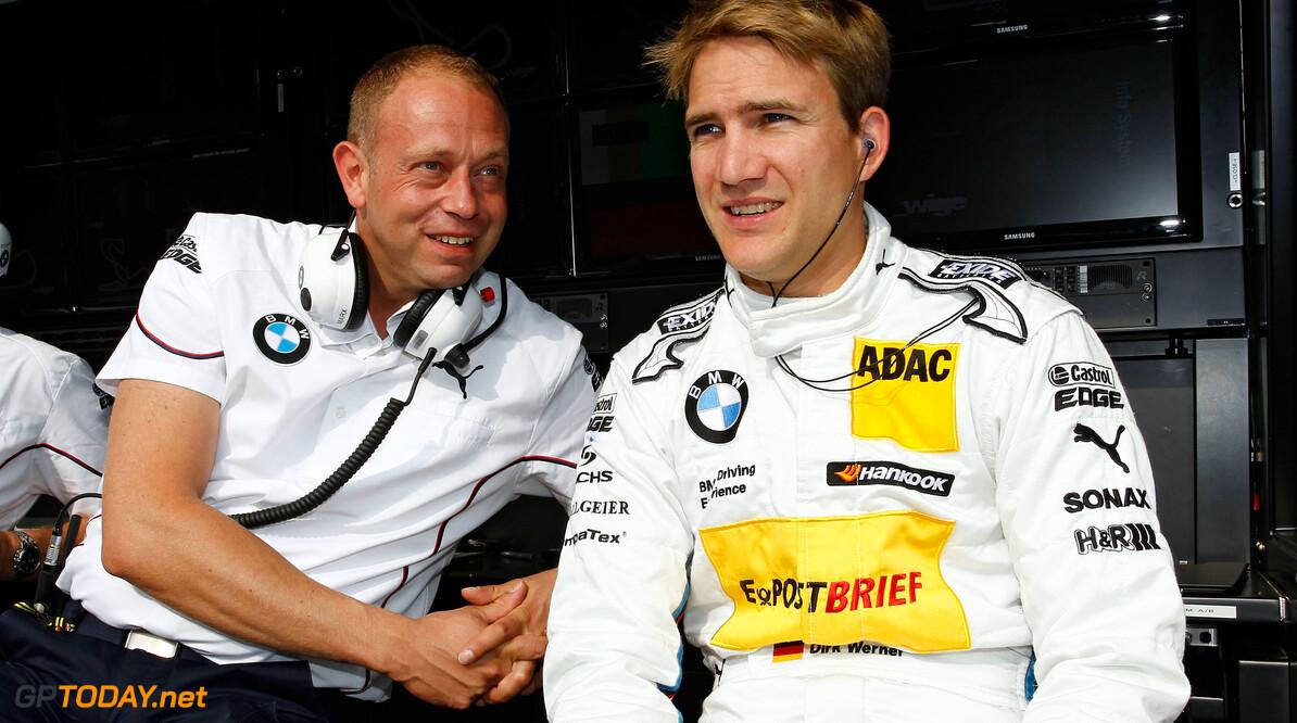 #8, Dirk Werner (BMW Team Schnitzer, E-POSTBRIEF BMW M3 DTM (2012))