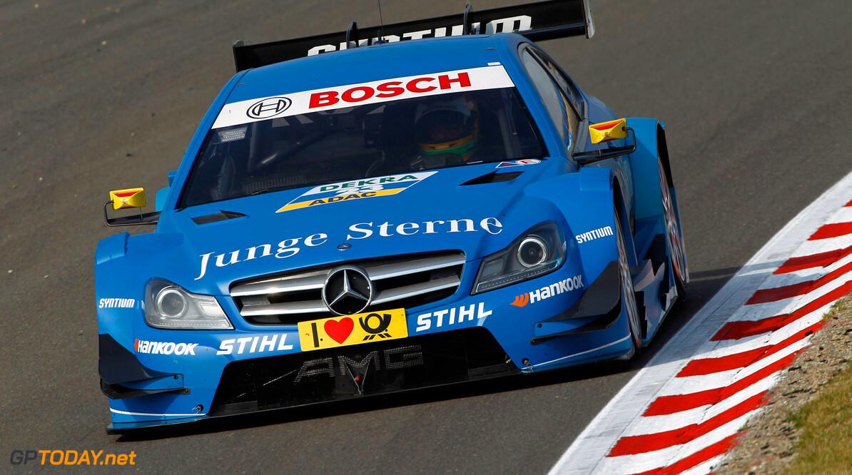 #23, Roberto Merhi (Persson Motorsport, Junge Sterne Mercedes AMG C-Coupe (2012))