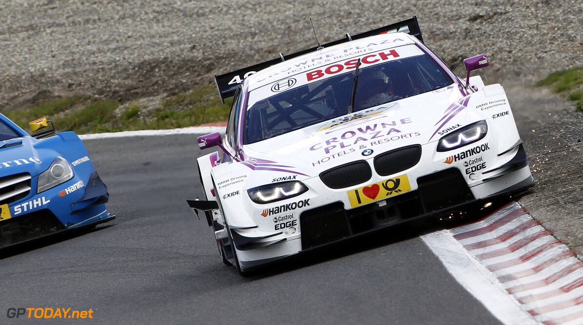 #15, Andy Priaulx (BMW Team RBM, Crowne Plaza Hotels BMW M3 DTM (2012))