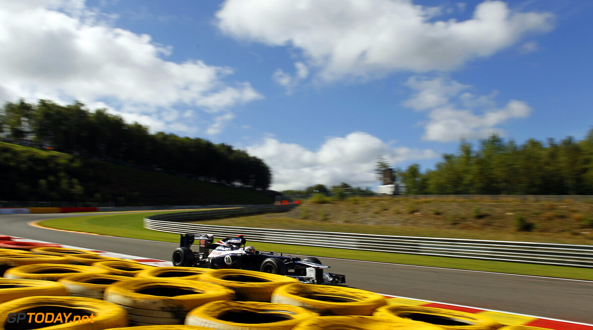 2012 Belgian Grand Prix - Saturday Spa-Francorchamps, Spa, Belgium