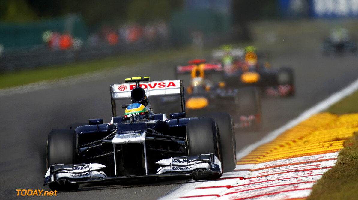 2012 Belgian Grand Prix - Sunday Spa-Francorchamps, Spa, Belgium