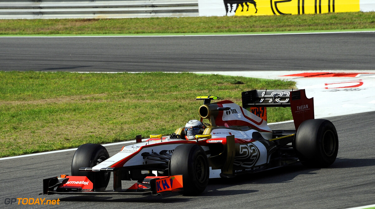 Abu Dhabi 2012 preview quotes: HRT F1 Team