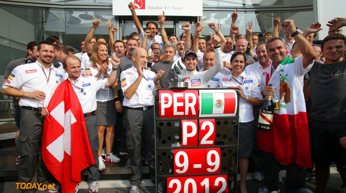 Telmex bepaalt over terugkeer Perez naar Sauber