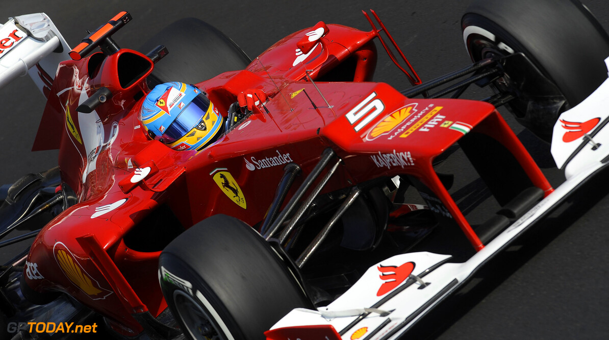 Fernando Alonso proclaims 2012 as his best season in F1