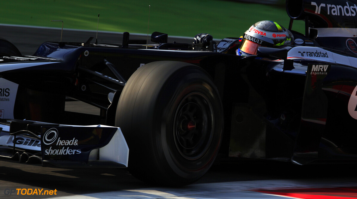 """Maldonado: """"Williams kan nogmaals een race winnen dit jaar"""""""