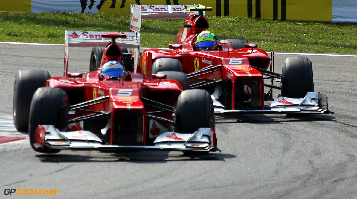 Ferrari set to announce Massa for 2013 - report