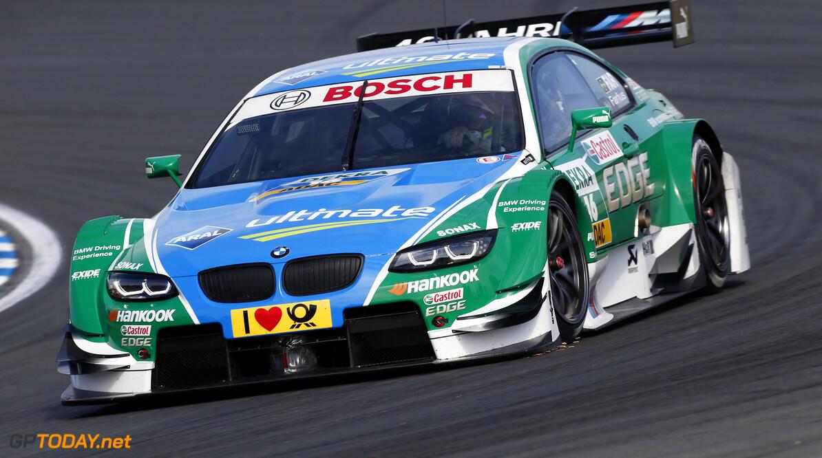 #16 Augusto Farfus, BMW Team RBM, Castrol EDGE BMW M3 DTM (2012)