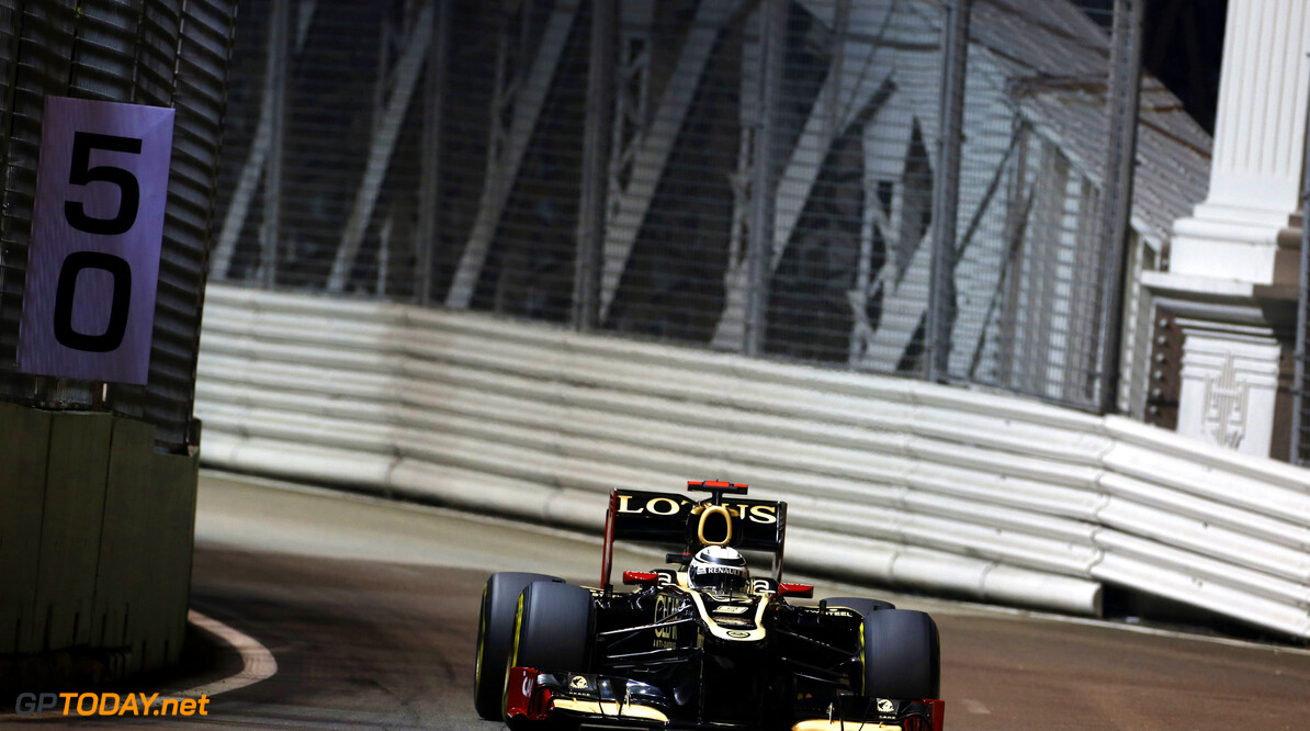 2012 Singapore Grand Prix - Friday