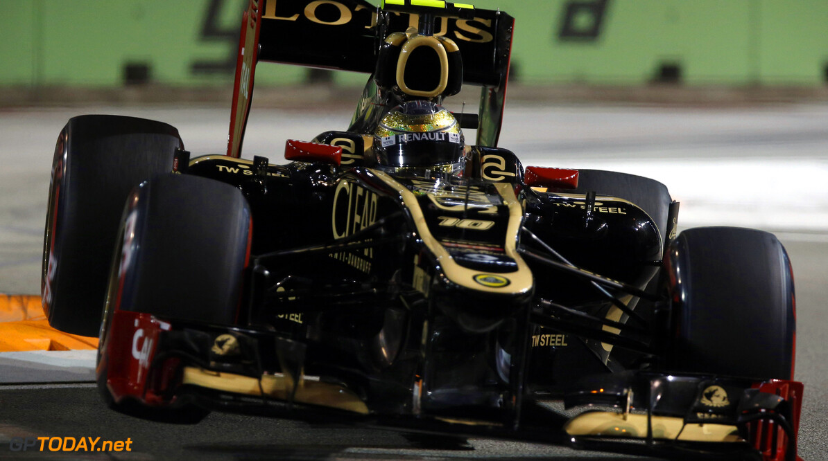 2012 Singapore Grand Prix - Saturday