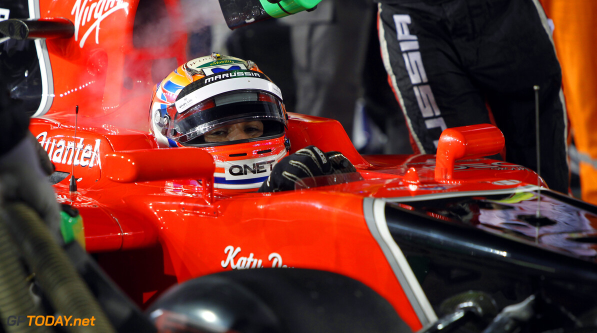 Japan 2012 preview quotes: Marussia F1 Team