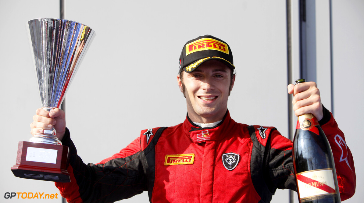 2012 GP2 Series. Round 11.
