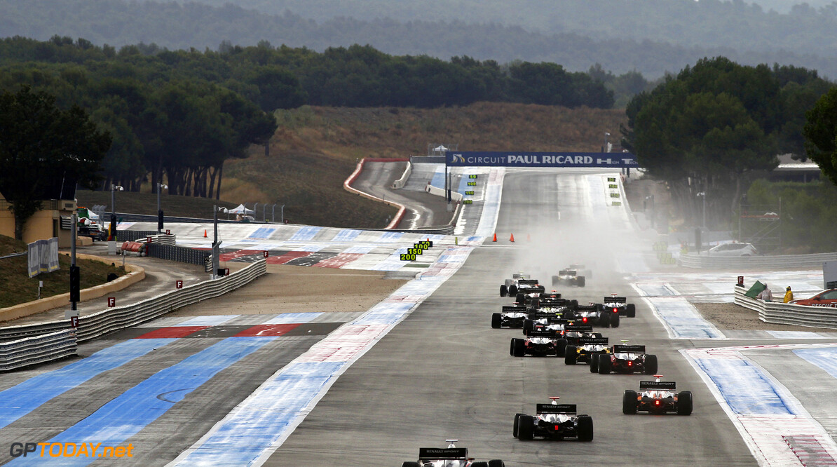 'Paul Ricard 90 procent zeker van Grand Prix in 2013'