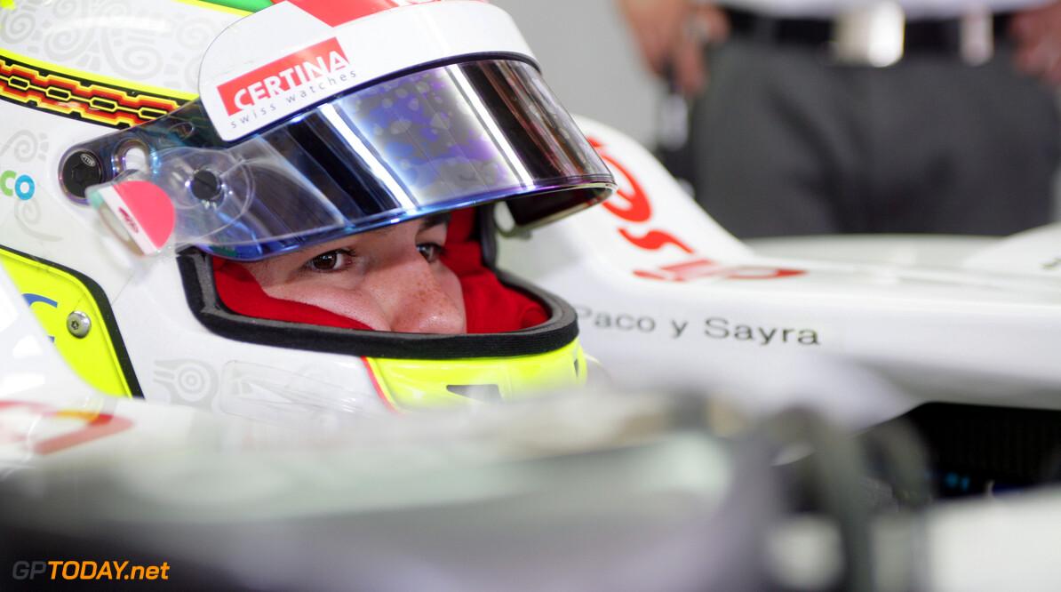 """Perez: """"Ik treed bij McLaren in de grote voetsporen van Hamilton"""""""