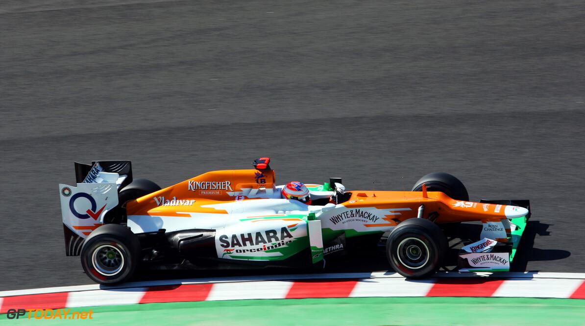 Perikelen rondom Mallya niet van invloed op Force India